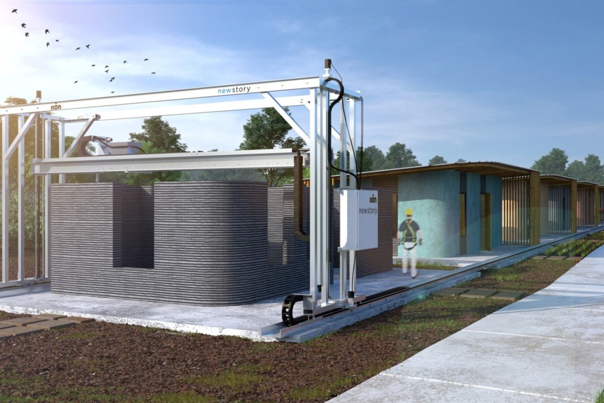 Can 3d Printers Make Cheap Homes For The World S Poor