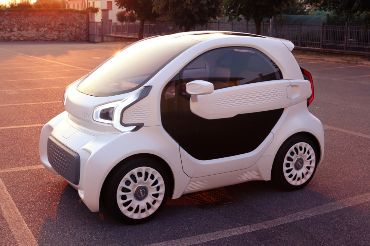 Cars By Us >> Can You 3d Print A Car This Company Will Mass Print Cars By