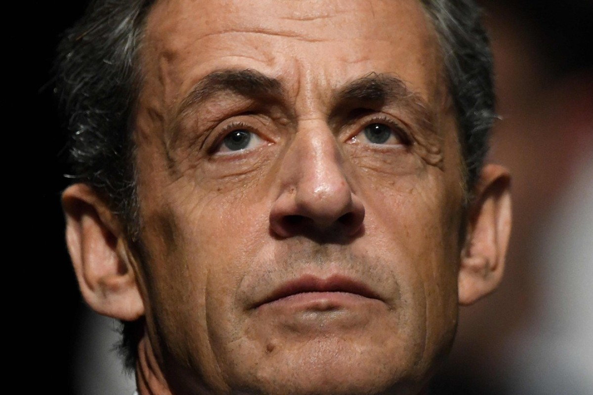 Former French President Nicolas Sarkozy Detained Over Accusations He Accepted 50 Million In Campaign Funds From Muammar Gaddafi South China Morning Post