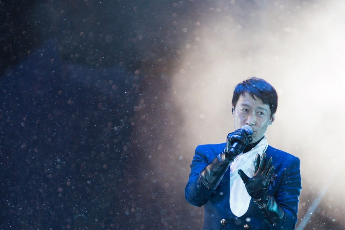 Hong Kong star Leon Lai will become a father   South China