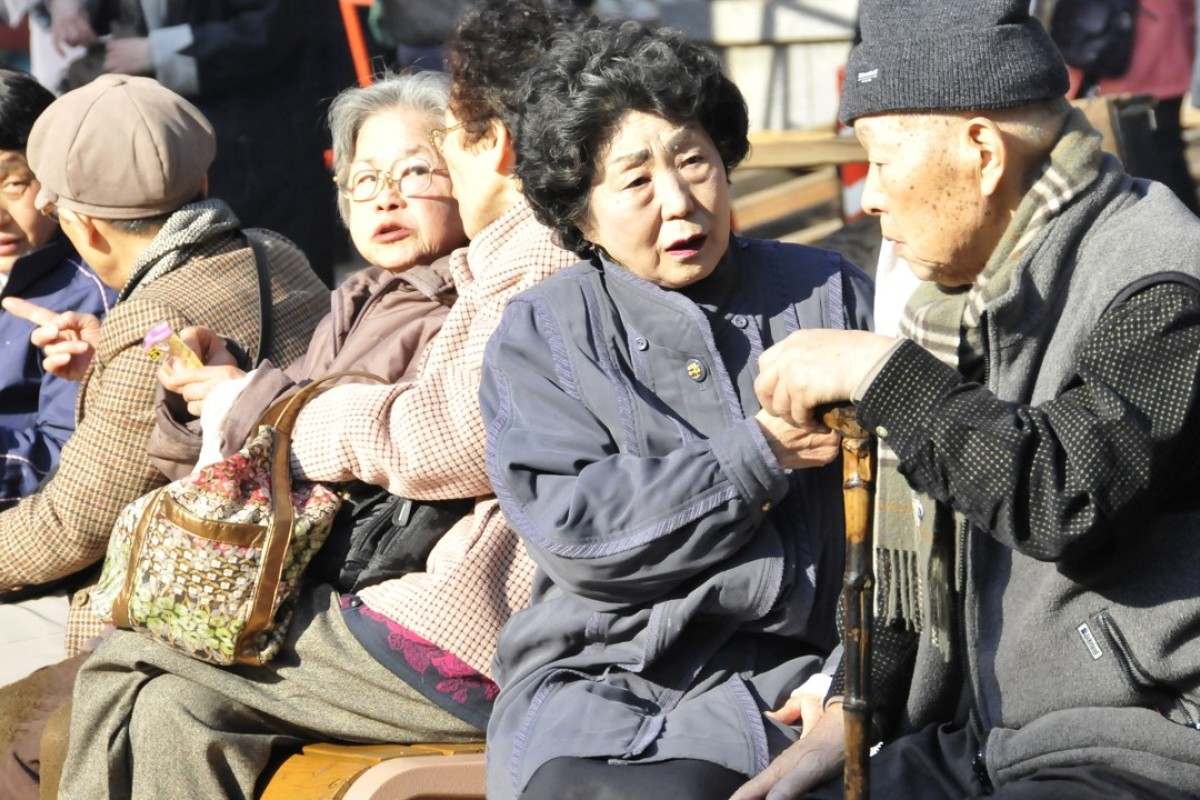 Elderly people in Japan are getting arrested on purpose because they