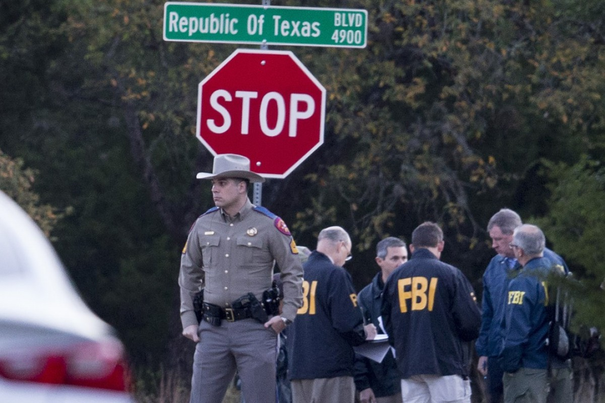 Housos Sex Scenes fifth blast in texas as police hunt for 'serial bomber