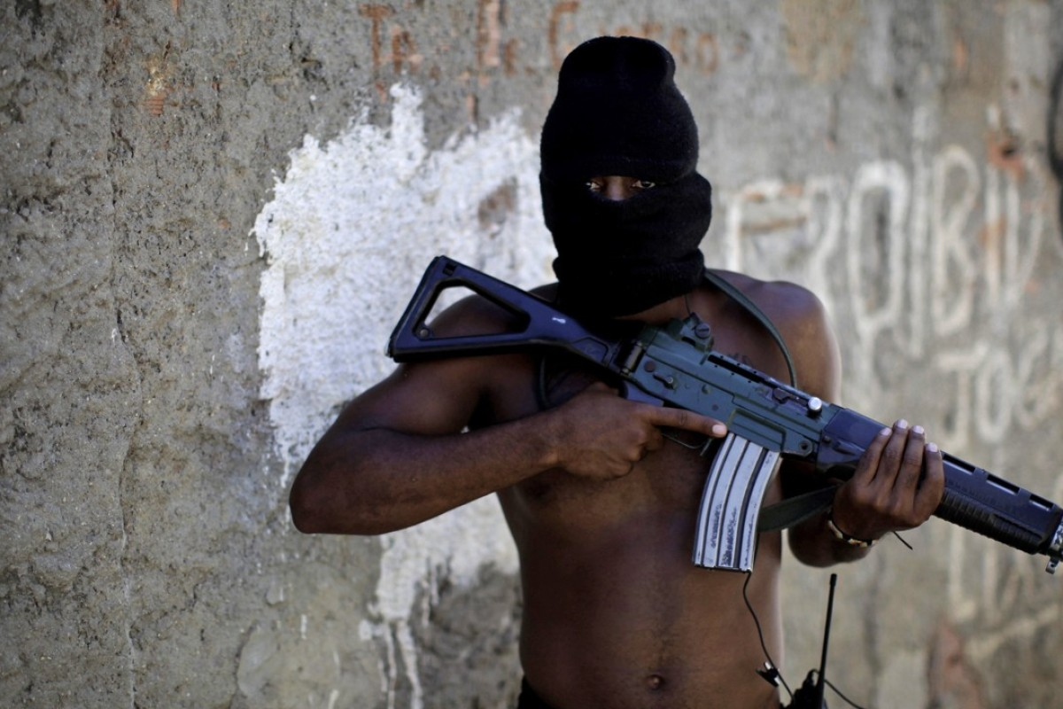 In the world's most murderous country, Brazilians wonder