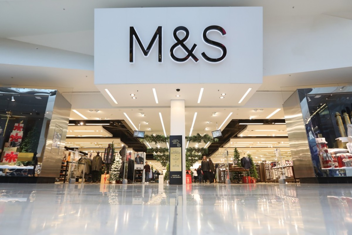 297a8a822 British fashion brand Marks   Spencer announced in January that it would  end online sales in