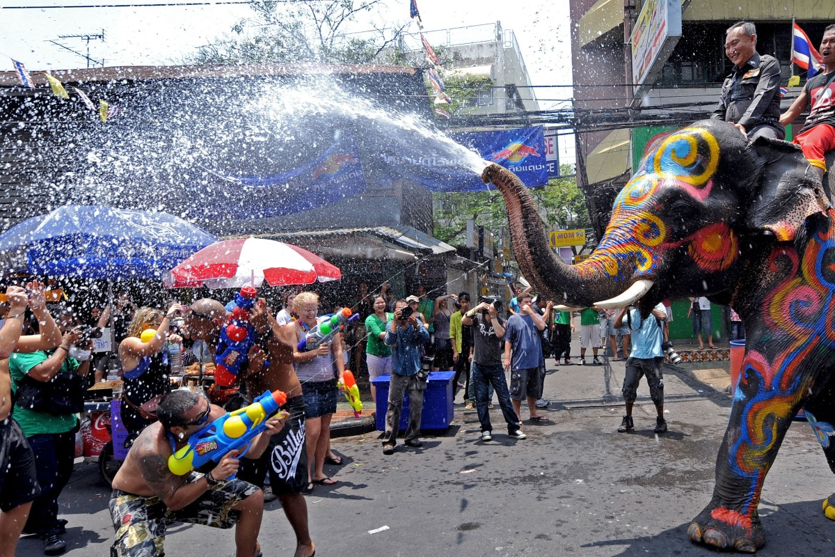 Songkran, everything you need to know about Thailand's