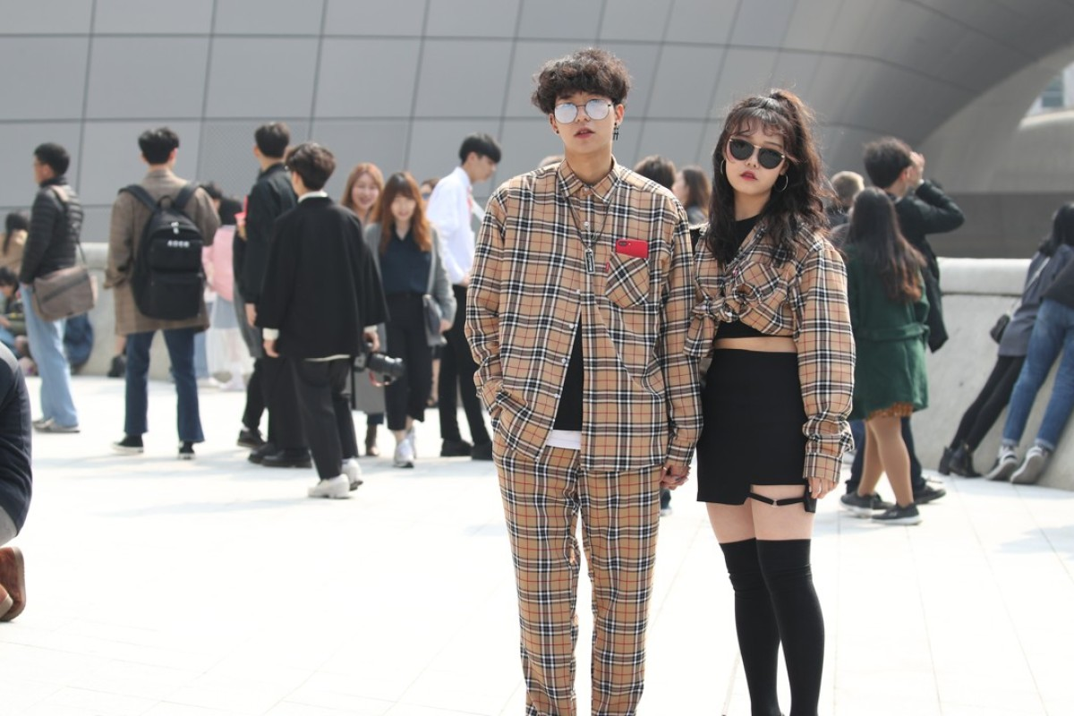 Seoul Fashion Week: nine of the coolest looks from South