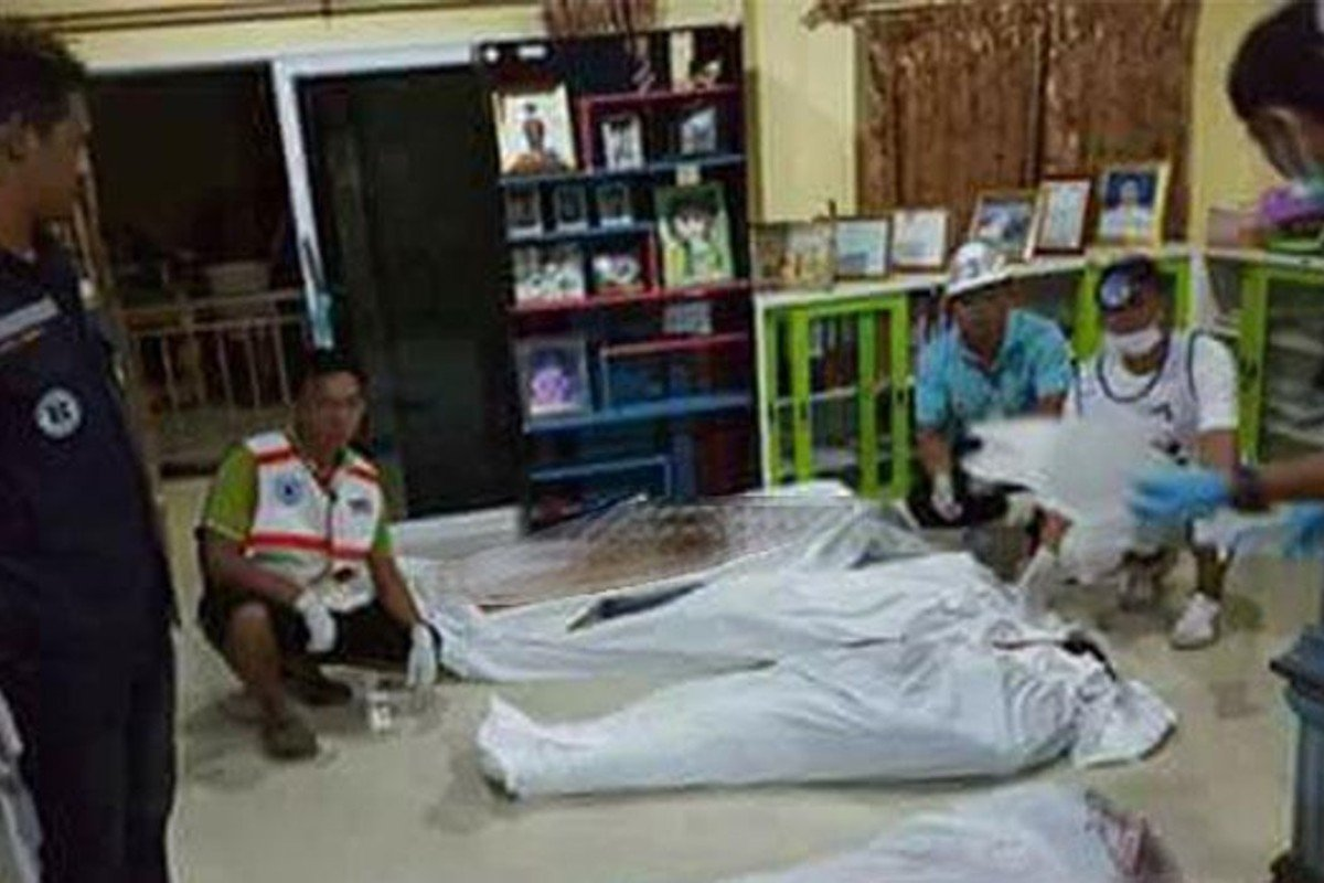 Six men sentenced to death for family massacre in Thailand