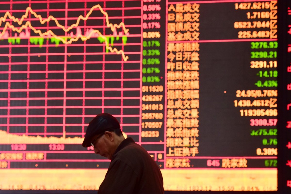 China stocks see hefty losses during first quarter | South