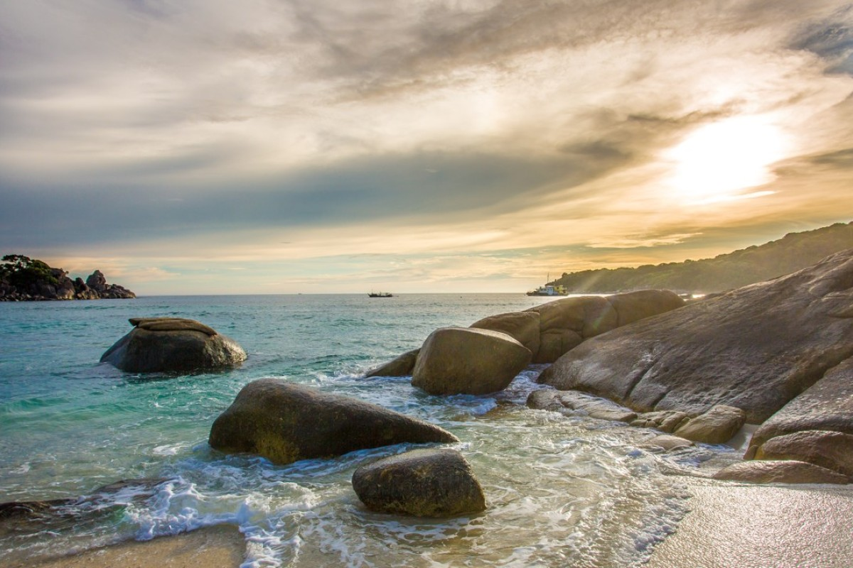 Are tropical islands in Myanmar Asia's last untouched
