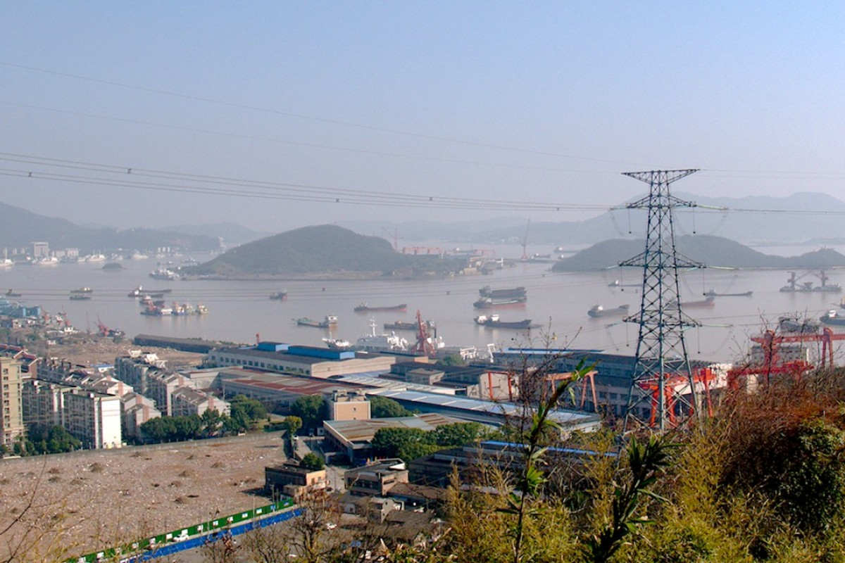 Zhoushan, the Chinese island that was very nearly Hong Kong