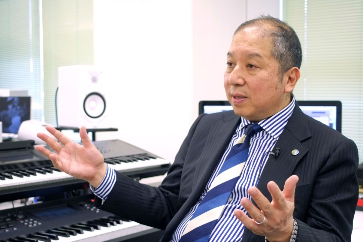 Jingle bells! Meet Japan's most heard - but least known - musician, who's dedicated his life to writing...