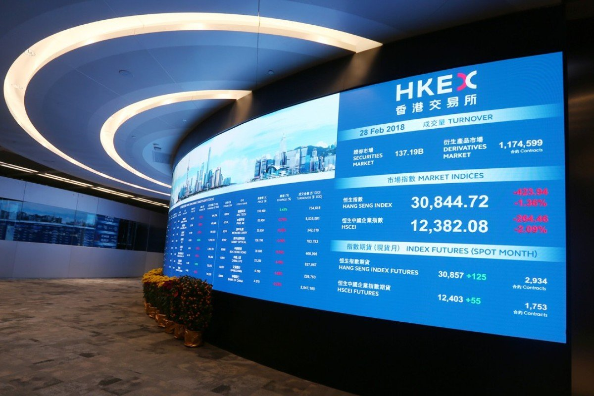 Hong Kong stocks rise as President Xi commits to a more