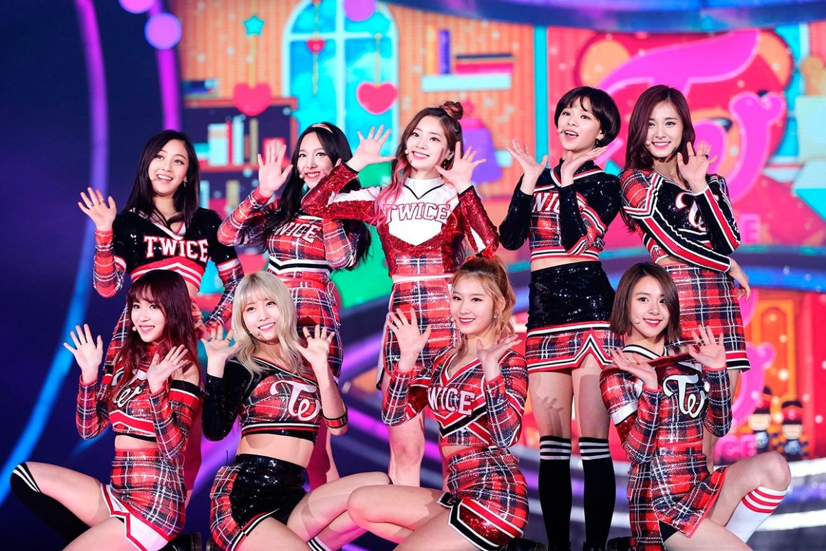 K-pop girl band Twice's new single races to top of the