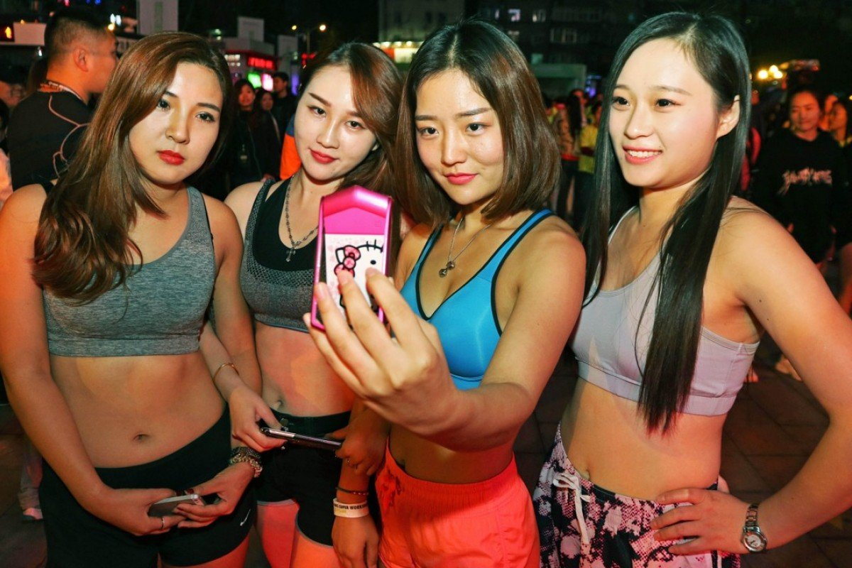 Chinas Selfie Culture Youth Obsessed With The Power Of -2236