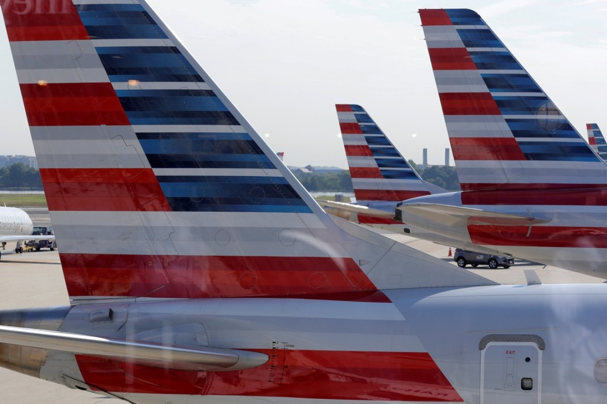 American Airlines flights to China back to normal after