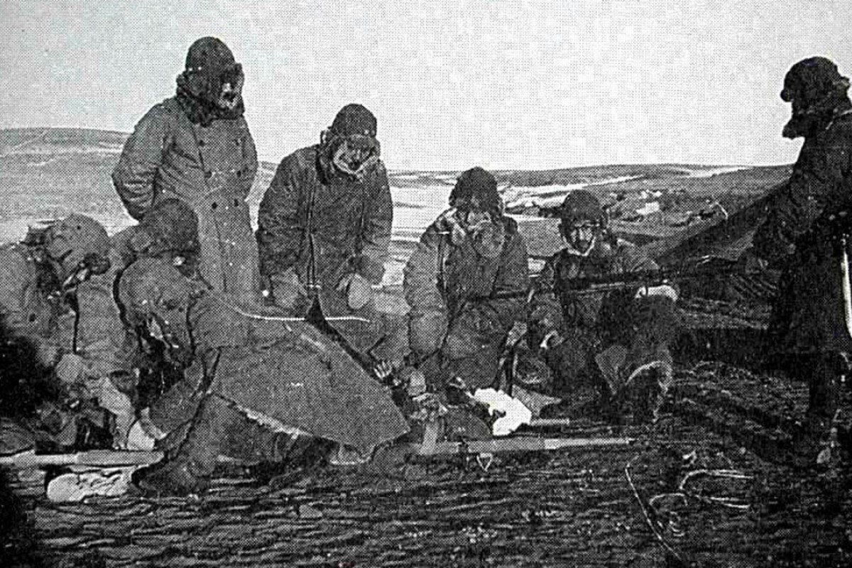 Japan's Unit 731 conducted sickening tests on Chinese  The