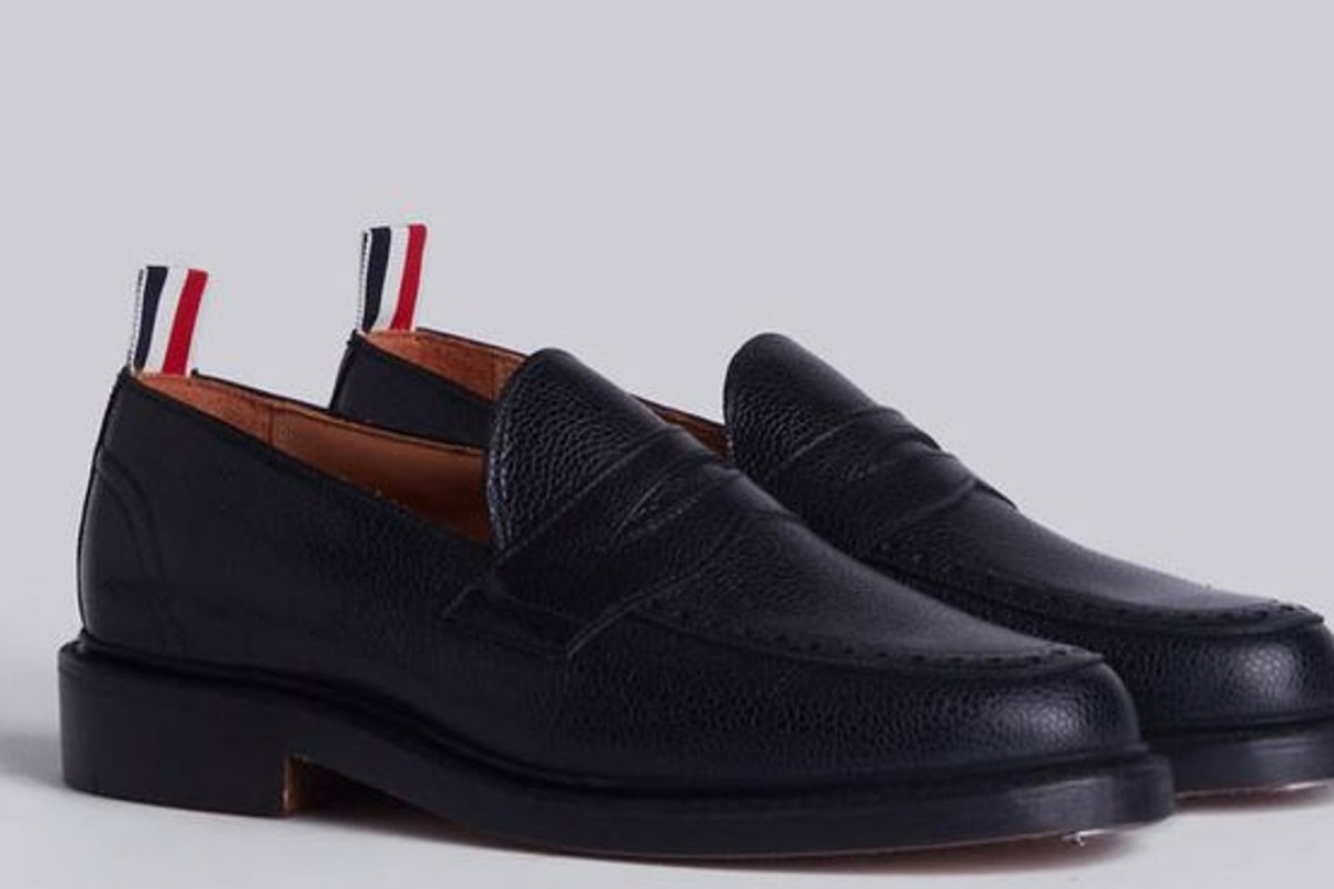 Why pebble-grain shoes are ruling the world of menswear