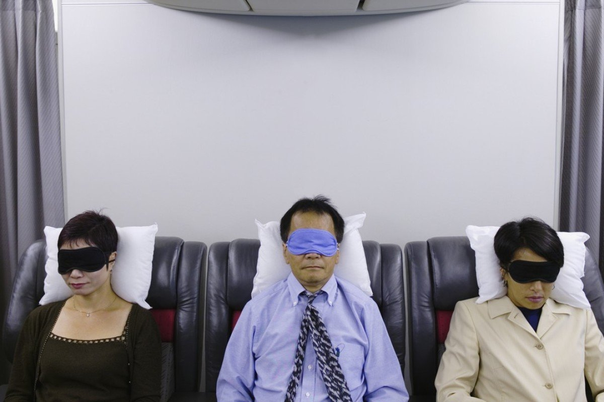 The secret to sleeping on ultra-long-haul flights and how to arrive
