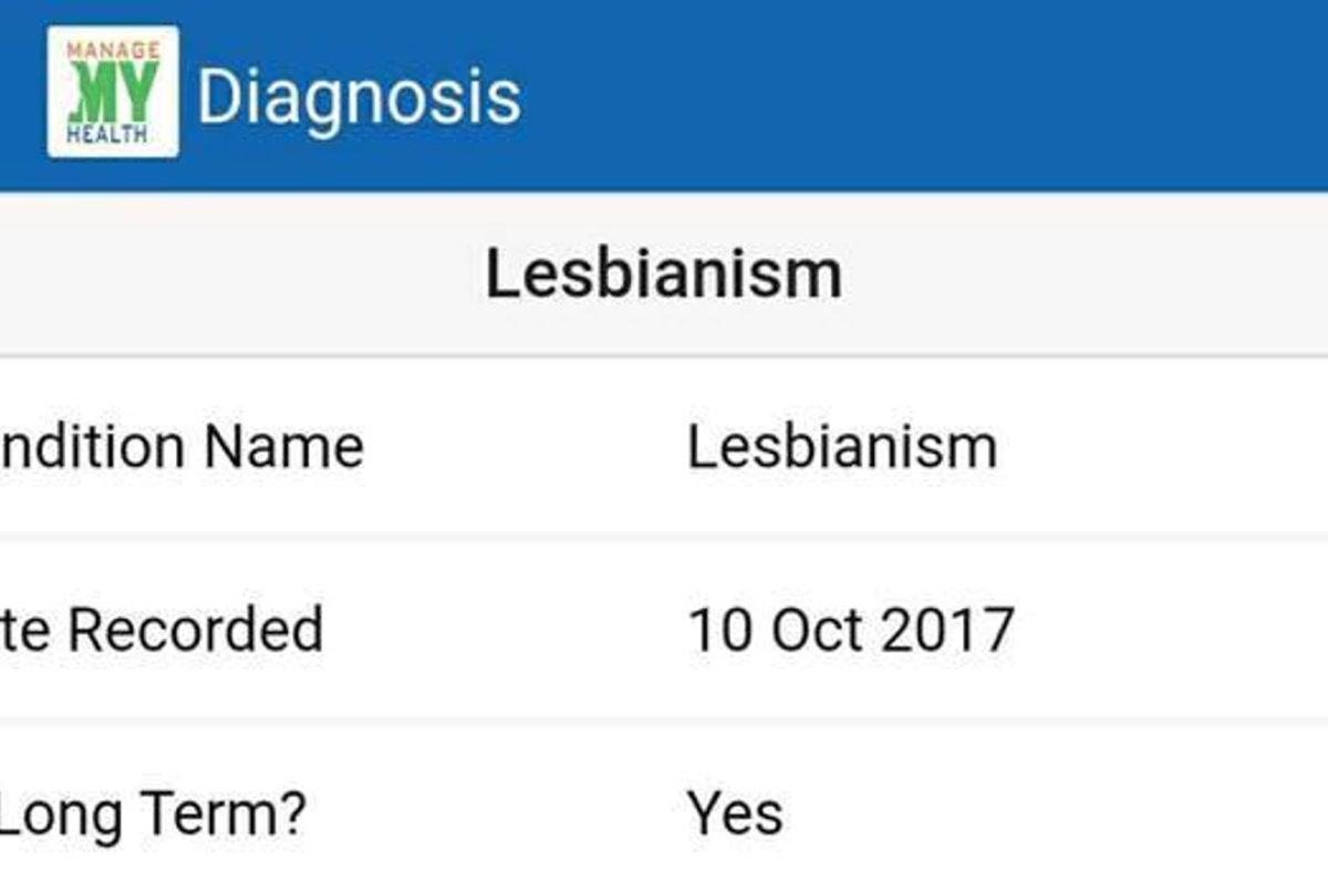 Lesbianism' diagnosis bewilders New Zealand woman | South China