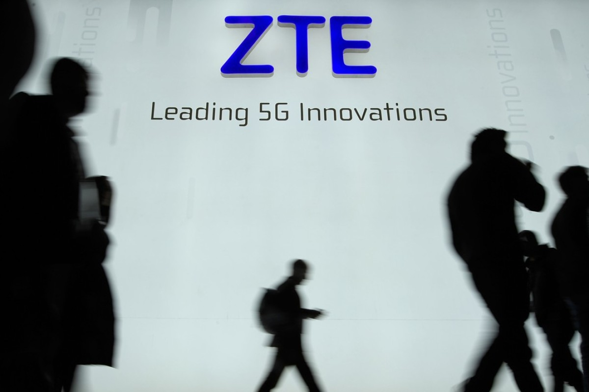 Export ban has put ZTE 'in a state of shock' as China warns