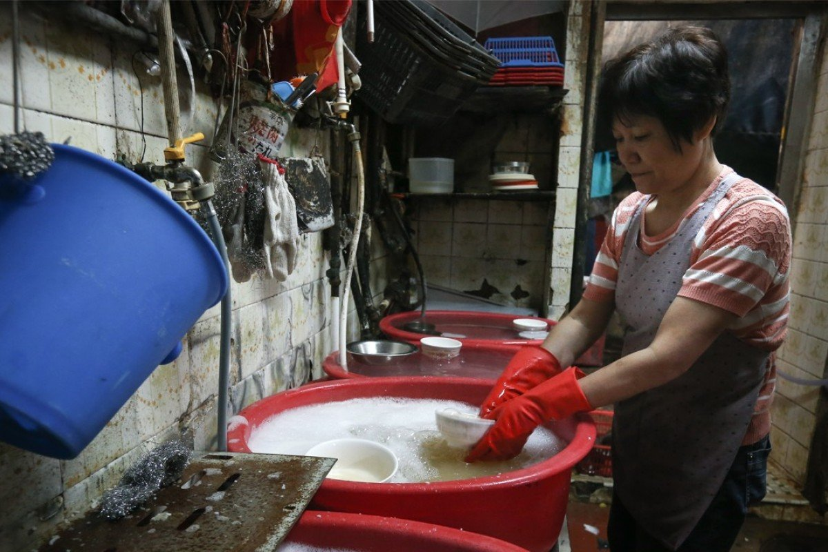 Hong Kong's low-pay industries 'face HK$2 9 billion hit if