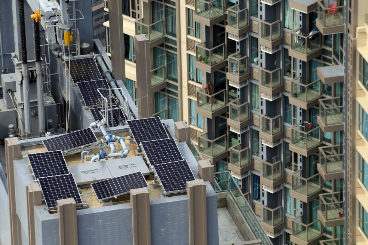 Generate income by generating power – Hong Kong homes close