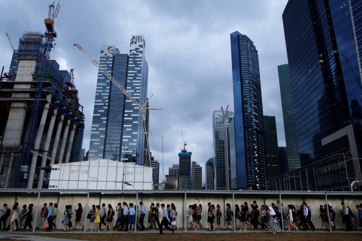 What Industry 4 0 means to Singapore and why its workers must
