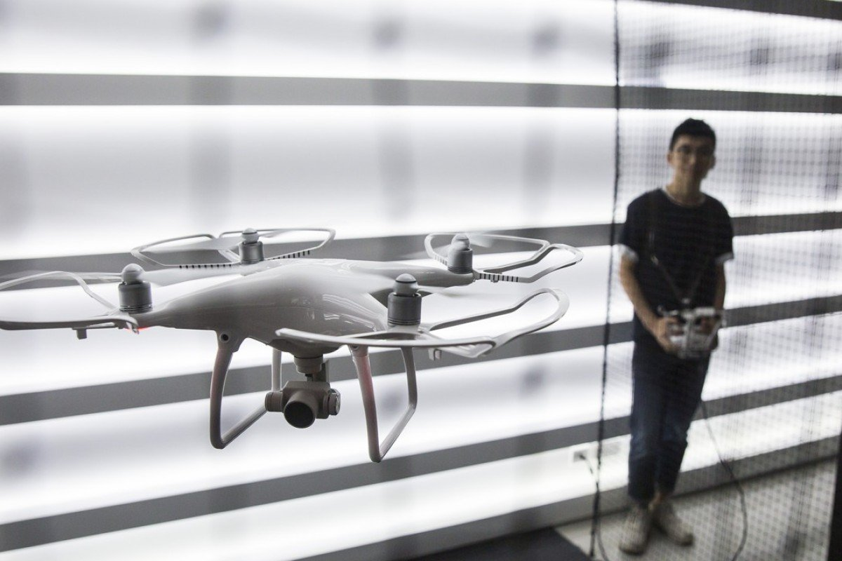 Chinese drone maker DJI says study shows it does not spy on