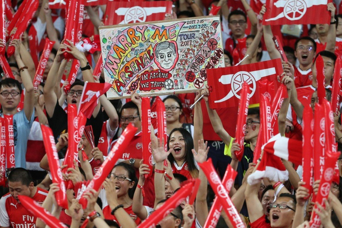 World-leading Chinese electric car giant BYD Auto banks on Arsenal's