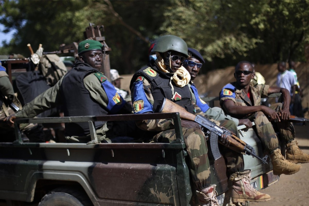 Suspected jihadists 'killed 40 people in Mali in attempt to spark ethnic war between Tuaregs and Fulani'