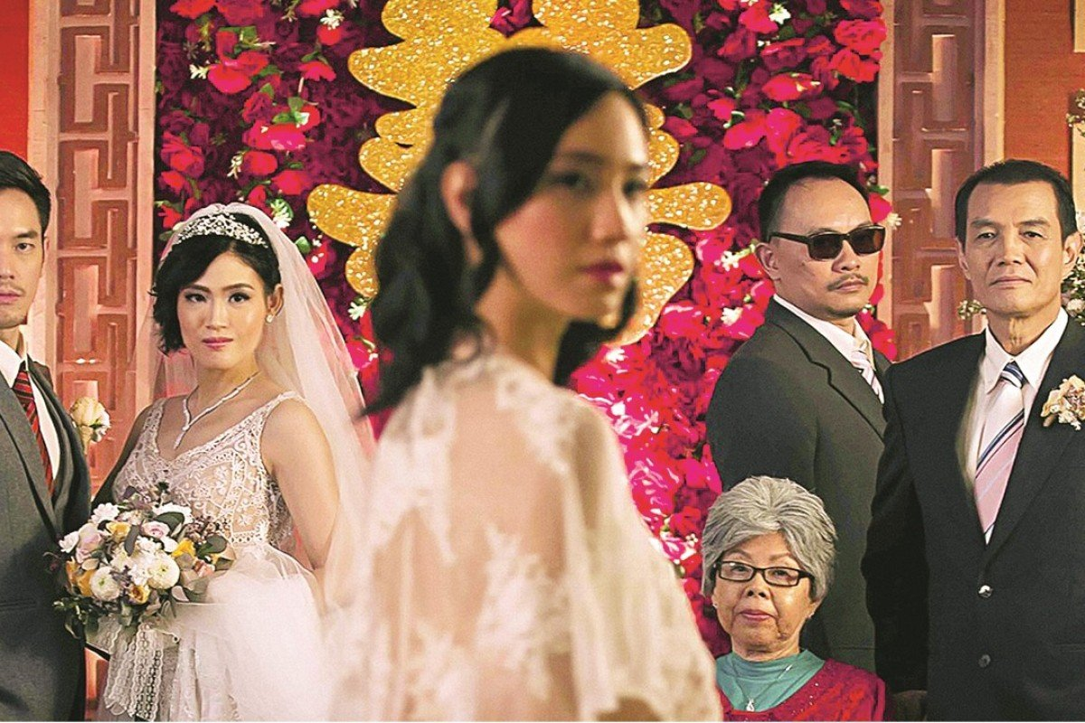 A Harvest Wedding Cast.Indonesian Films Often Show Ethnic Chinese In A Bad Light But