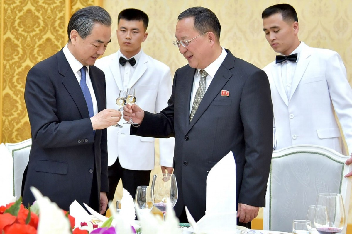 China 'supports North Korean shift from nuclear to economy'   South