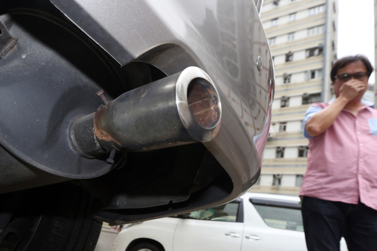 Hong Kong's idling engine ban is full of contradictions