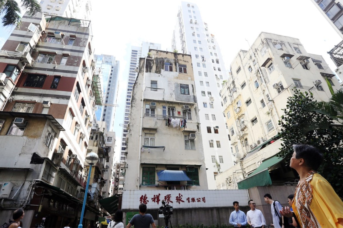 Hong Kong's Urban Renewal Authority makes record offer for