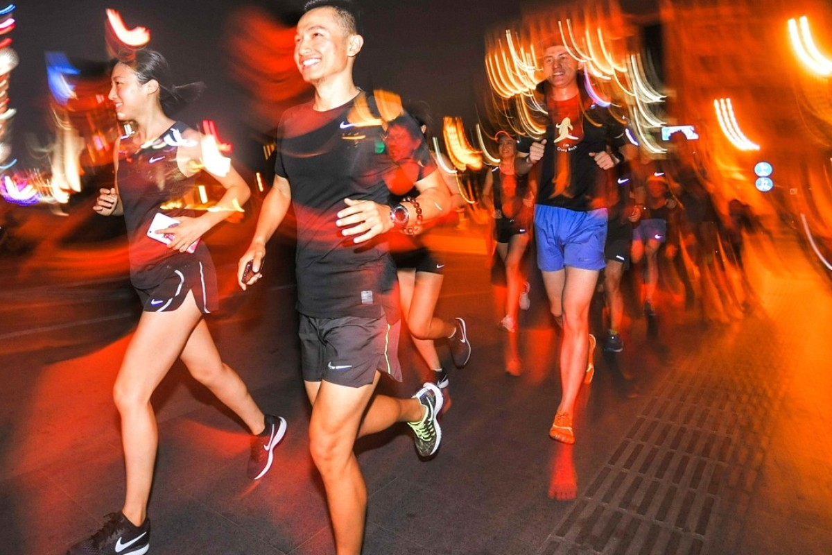China's running craze could spawn sportswear unicorn, says Kappa's