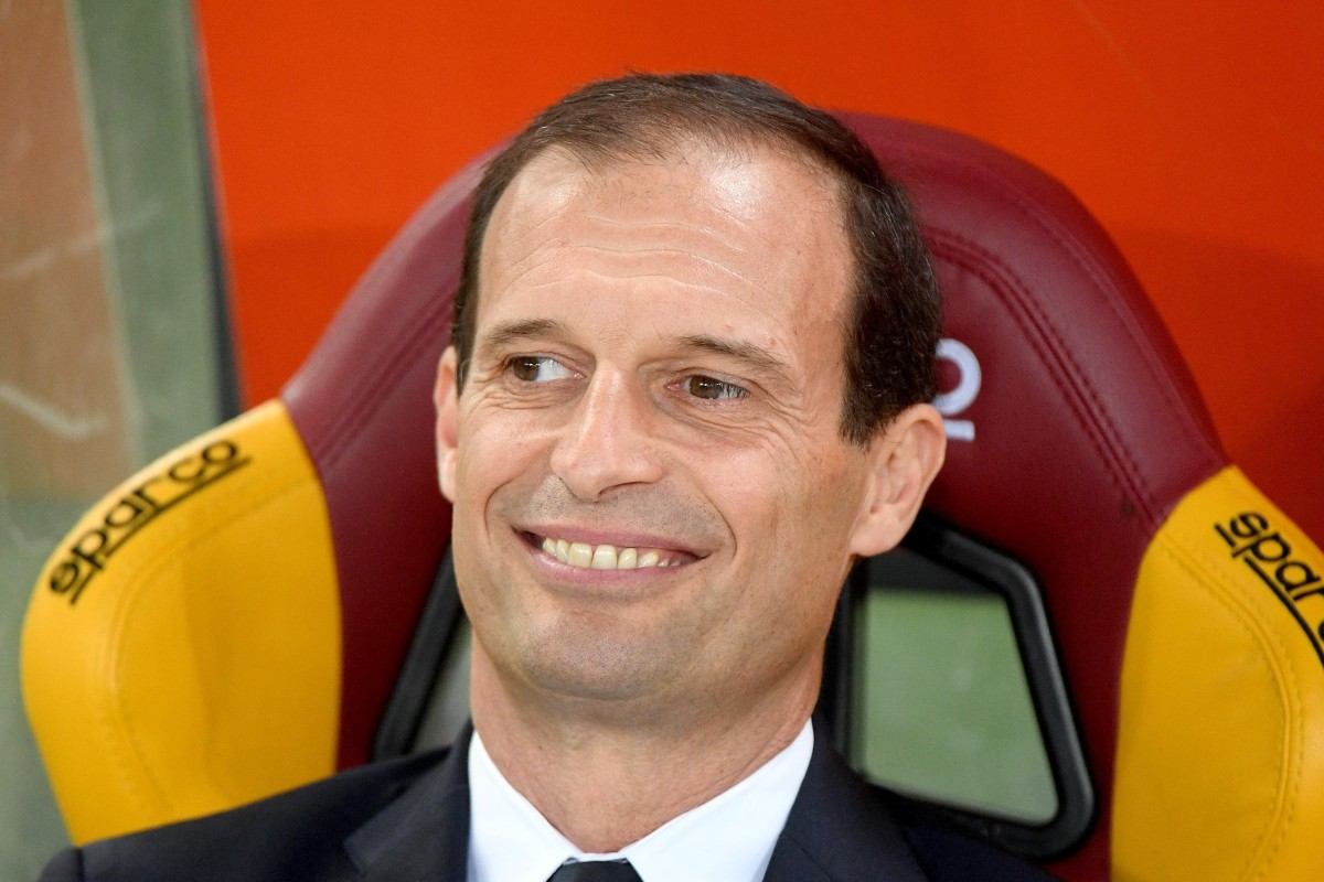 0f9277fa7 In-demand Juventus coach Massimiliano Allegri insists he's staying with the  Italian giants. Photo