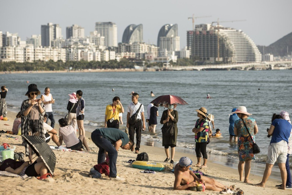 China's Hawaii' looking for 1 million new residents, more