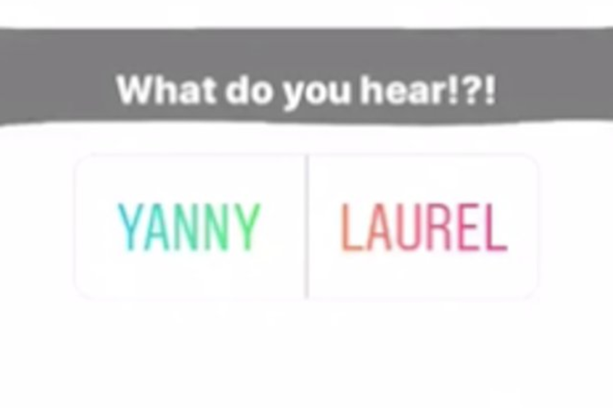 Nobody can agree if this robot says 'Yanny' or 'Laurel' and everyone