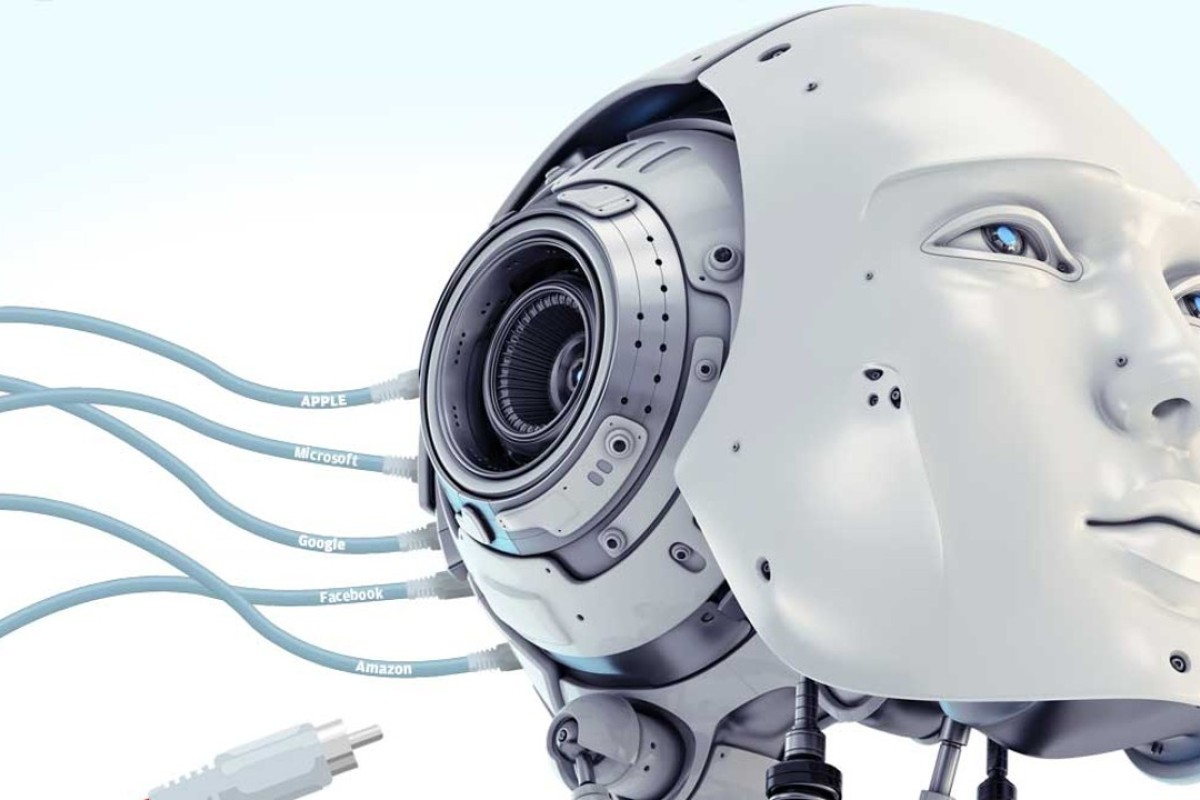 China has set a goal of becoming a key global AI innovation centre worth more than 1 trillion yuan by 2030, according to three-step development road map released by the State Council in 2017. Photo: SCMP