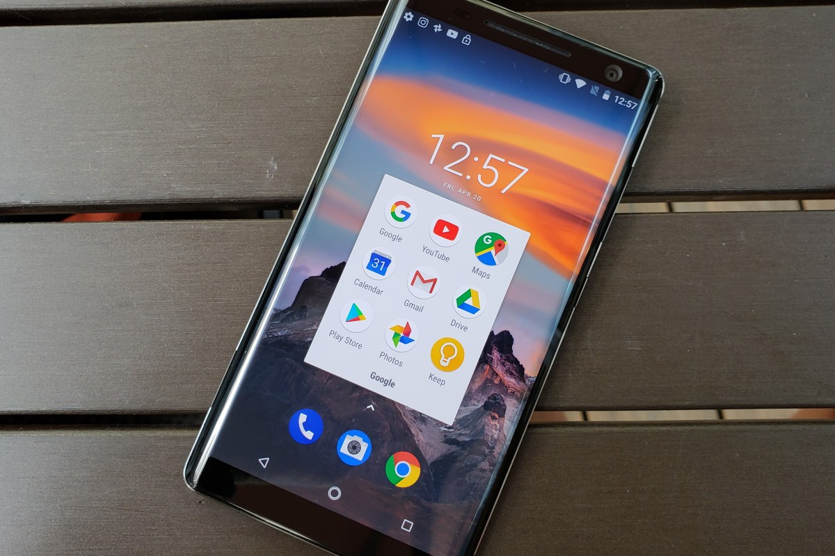 Nokia 8 Sirocco Phone Review Almost Feels Like A Winner
