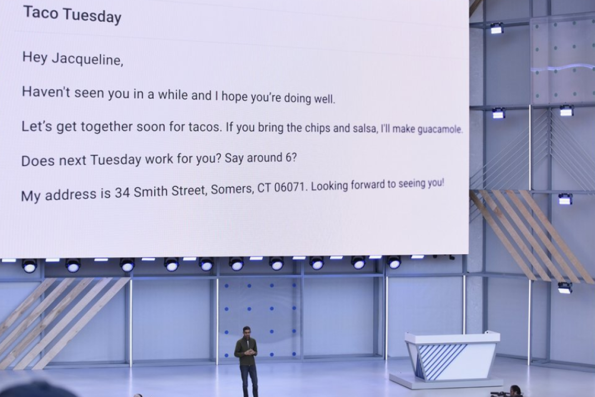 Gmail can now autocomplete entire emails with a new feature called