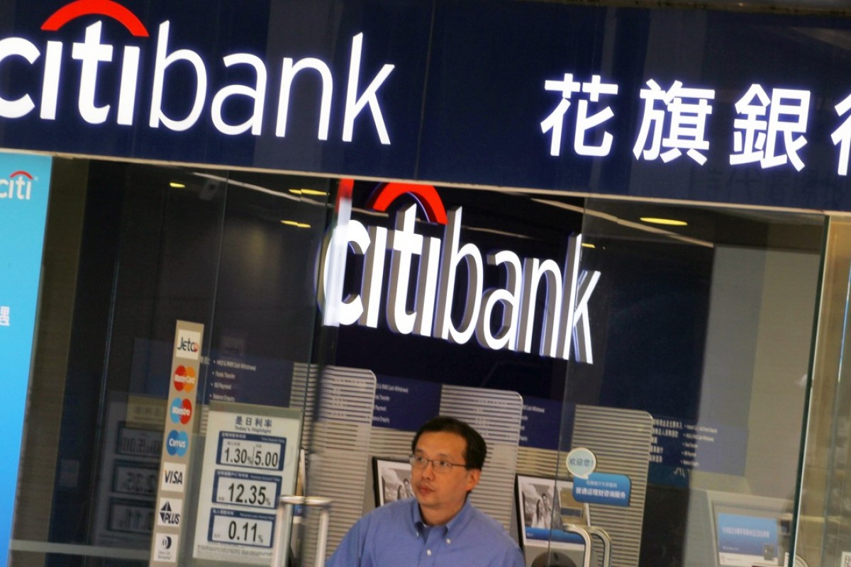 Citigroup Global Markets fined a record HK$57 million for failing in