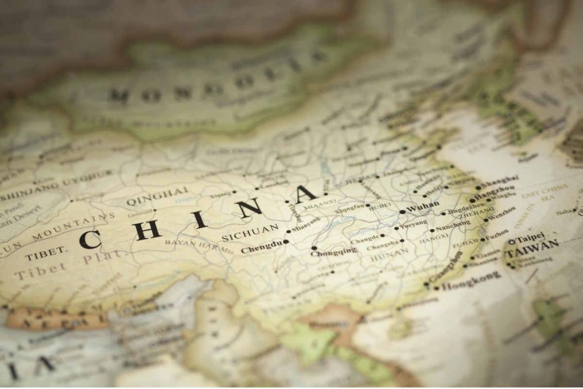 Off the charts: why Chinese publishers don't want maps in