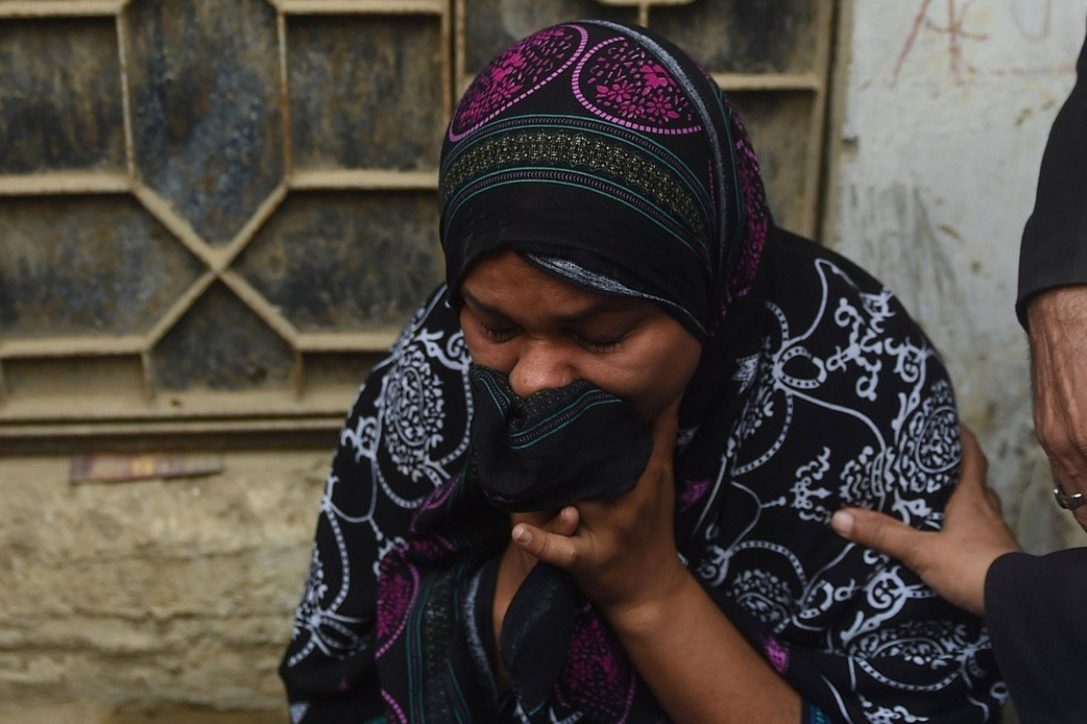 It took 12 days for a Pakistan court to find Asma guilty of
