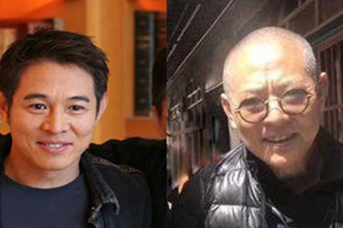 Is this the same Jet Li we all know? Martial arts legend