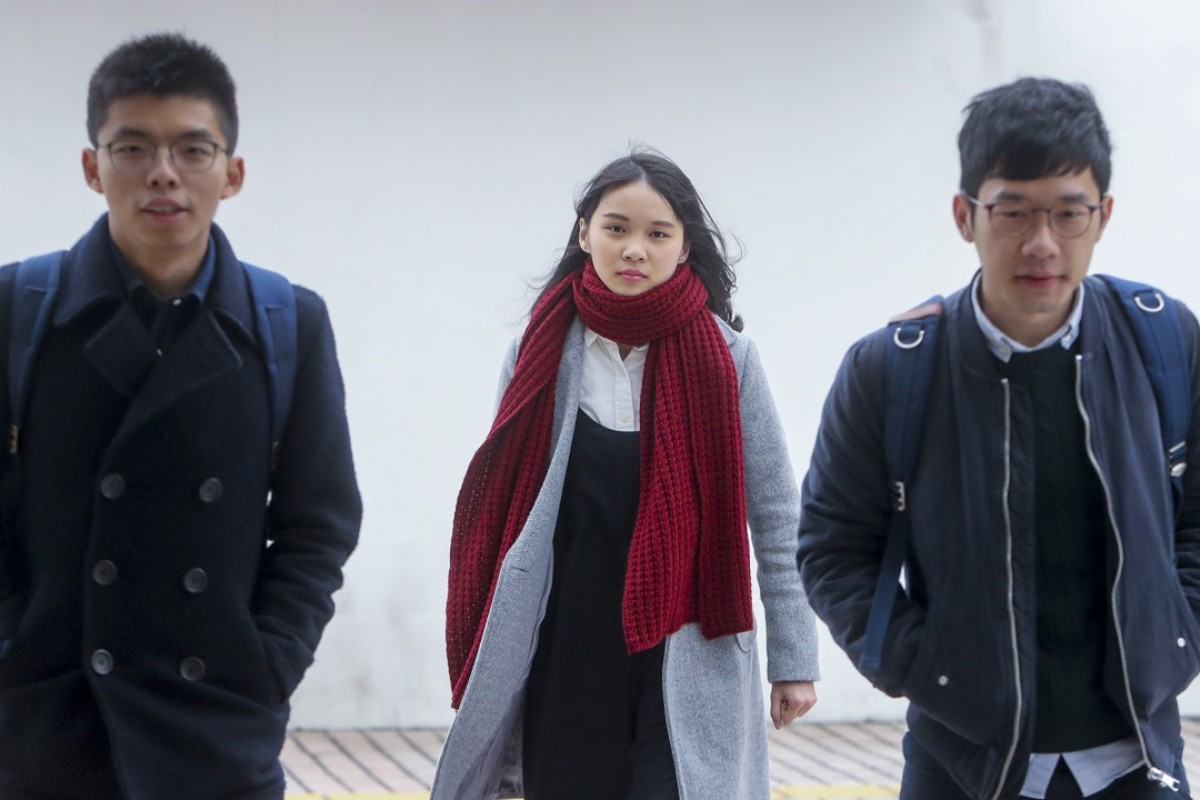 Getting Demosisto candidates elected in Hong Kong now impossible