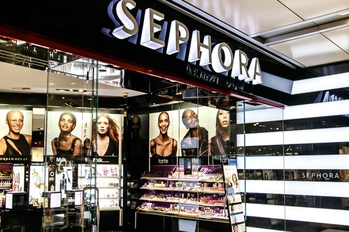12350b28497 A Sephora store in New York stocks beauty products many in Hong Kong want  but can