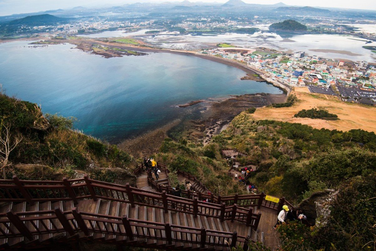 The good, bad and ugly sides to South Korea's Jeju Island