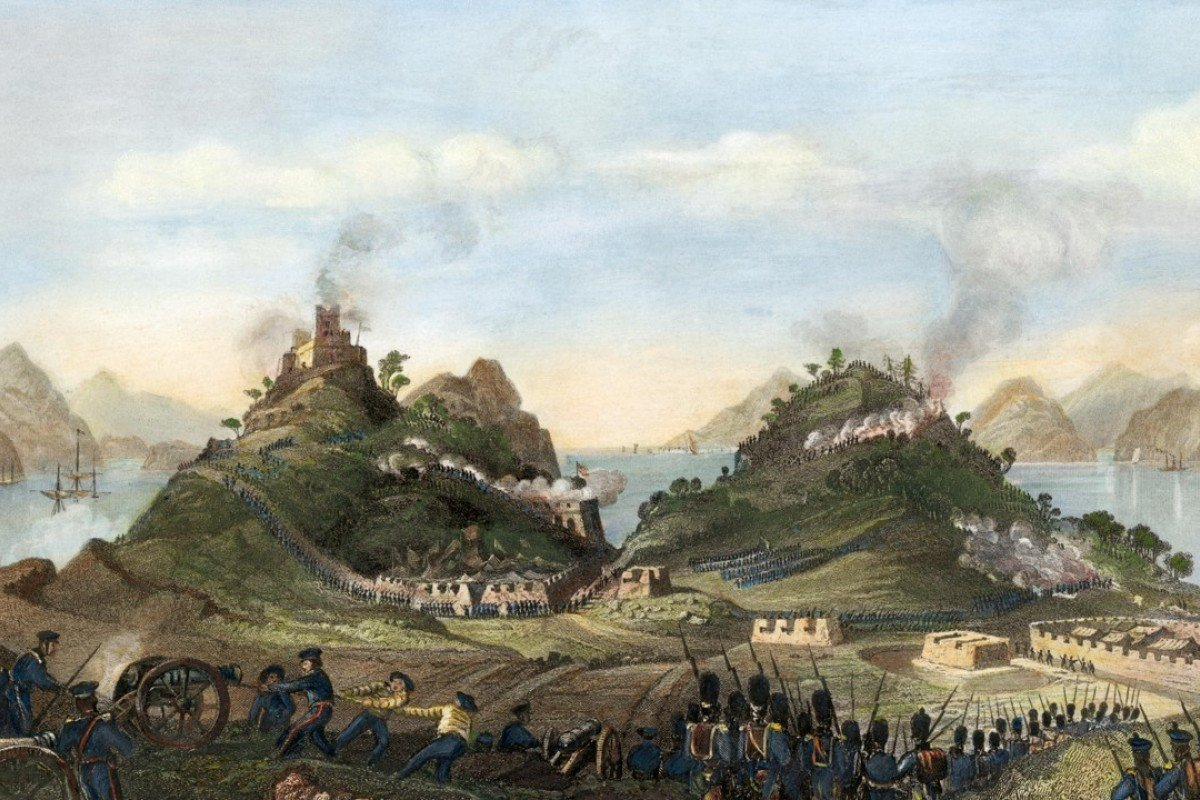 The first opium war: the corruption, mistakes and