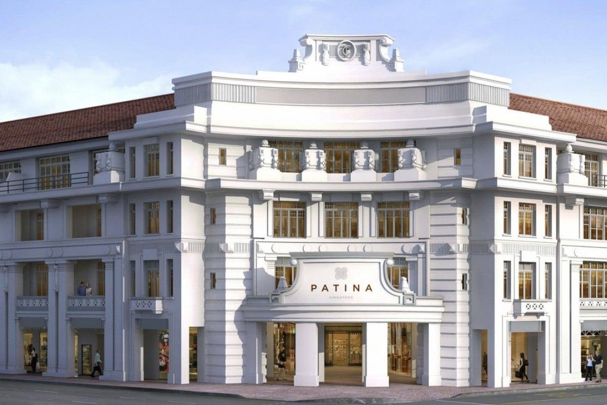New Singapore luxury hotel moves into historic 1930s heritage